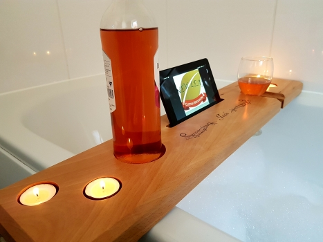 Beech Bath Caddy